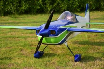 "NEW Skywing 101"" Laser 260-V2-B GREEN/BLUE  Covered"